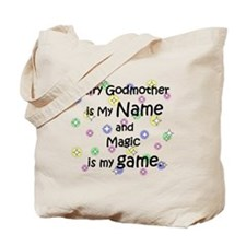 Fairy Godmother Name Tote Bag