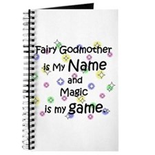 Fairy Godmother Name Journal