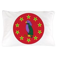 Sisserou Parrot Pillow Case