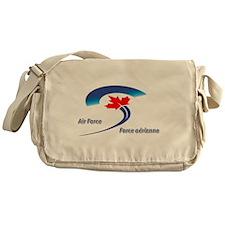 RCAF Emblem Messenger Bag