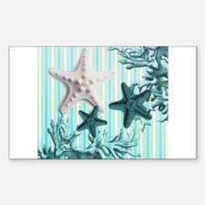 modern beach seashells starfish coral paris art St