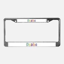 Drake Spring14 License Plate Frame