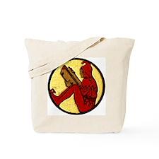 Reading Jester Tote Bag
