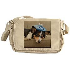 Get Well Soon Messenger Bag