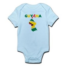 Guyana Onesie