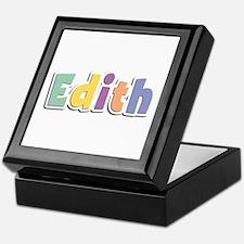 Edith Spring14 Keepsake Box