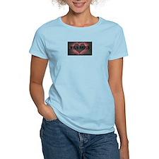Wild Child Heart Shirt T-Shirt