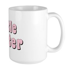 Little Sister Baby Pink Mug