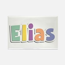 Elias Spring14 Rectangle Magnet