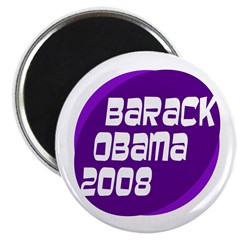 Barack Obama 2008 Magnet