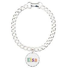 Elsa Spring14 Charm Bracelet