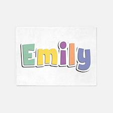 Emily Spring14 5'x7' Area Rug