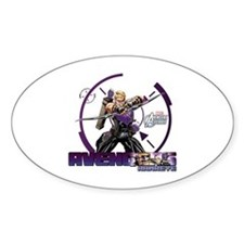 Hawkeye Decal