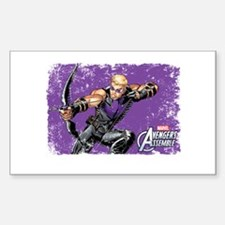 Hawkeye Aim Decal