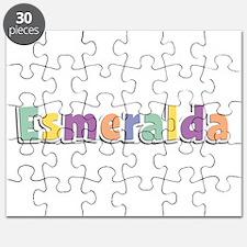 Esmeralda Spring14 Puzzle
