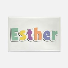 Esther Spring14 Rectangle Magnet