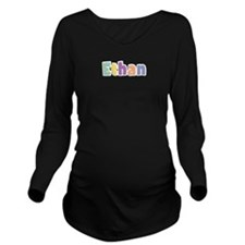 Ethan Spring14 Long Sleeve Maternity T-Shirt