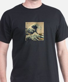 Japanese Waves T-Shirt