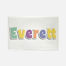 Everett Spring14 Rectangle Magnet