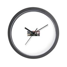 Kettle Bell Wall Clock