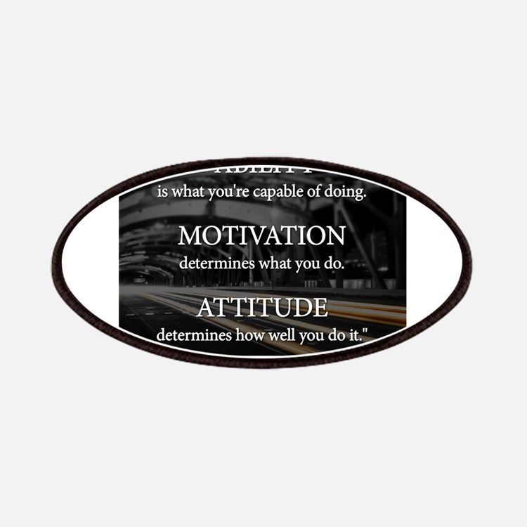 Ability Motivation Attitude Patches