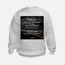 Ability Motivation Attitude Sweatshirt