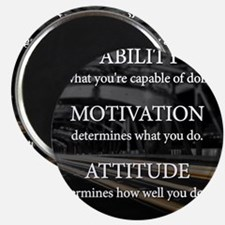 Ability Motivation Attitude Magnet