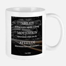 Ability Motivation Attitude Mug