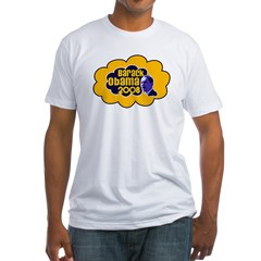 Clouds: Obama 2008 Shirt