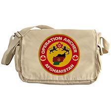 Operation Archer Messenger Bag