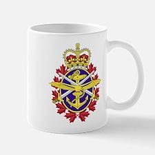 Canadian Forces Logo Mug Mugs
