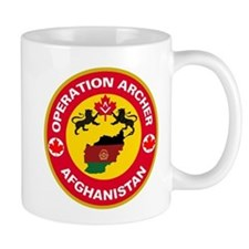 Operation Archer Mug Mugs