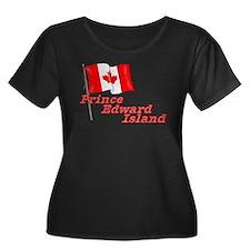 Canada Flag - Prince Edward Island T