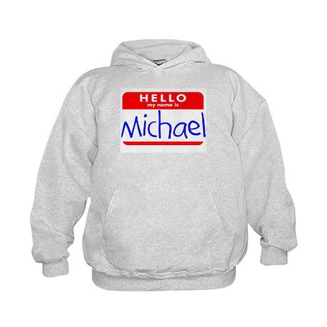 MICHAEL Kids Hoodie