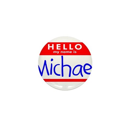 MICHAEL Mini Button (100 pack)