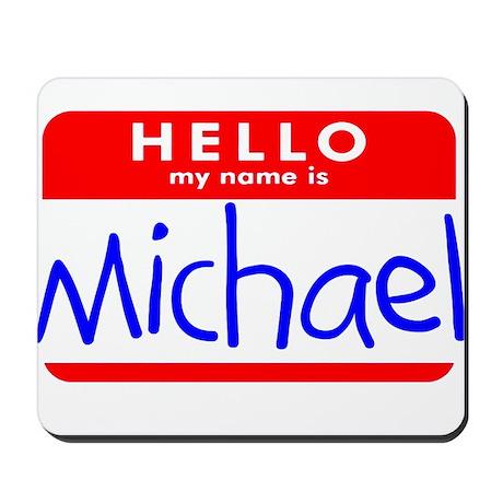 MICHAEL Mousepad