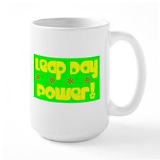 Leap Day Power Mug