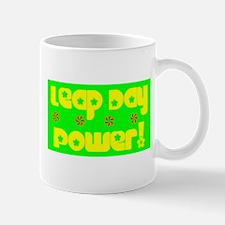 Leap Day Power! Mug
