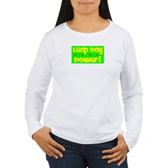 Leap Day Power! Long Sleeve T-Shirt