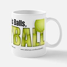 Flyball, Employ Old Tennis Balls Mug