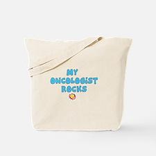 OVARIAN CANCER TEAL Tote Bag