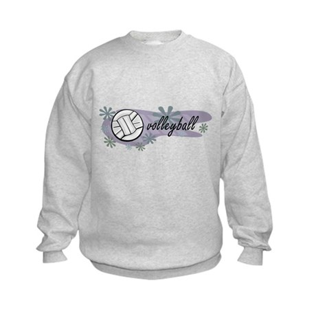 Volley Ball Kids Sweatshirt