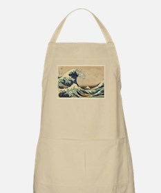 Japanese Great Waves Apron