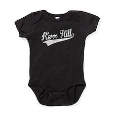 Kerr Hill, Retro, Baby Bodysuit