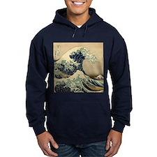 Japanese Great Waves Hoodie