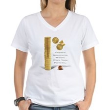 Wealth Inequality in the USA T-Shirt