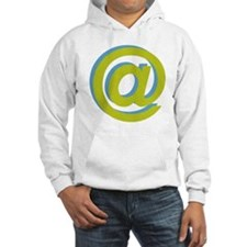 At Sign Hoodie