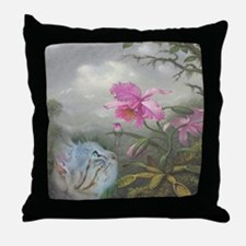 Nature Watch Throw Pillow