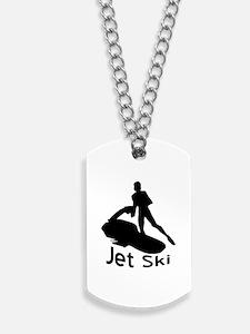 Jet Ski Dog Tags