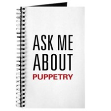 Ask Me About Puppetry Journal